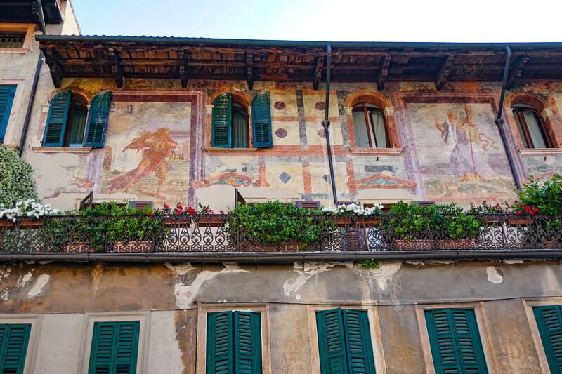 Mazzanti Houses Verona Italy