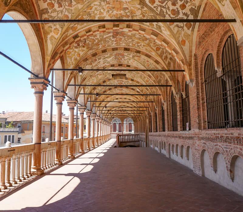 Palazzo della Ragione Padua Italy