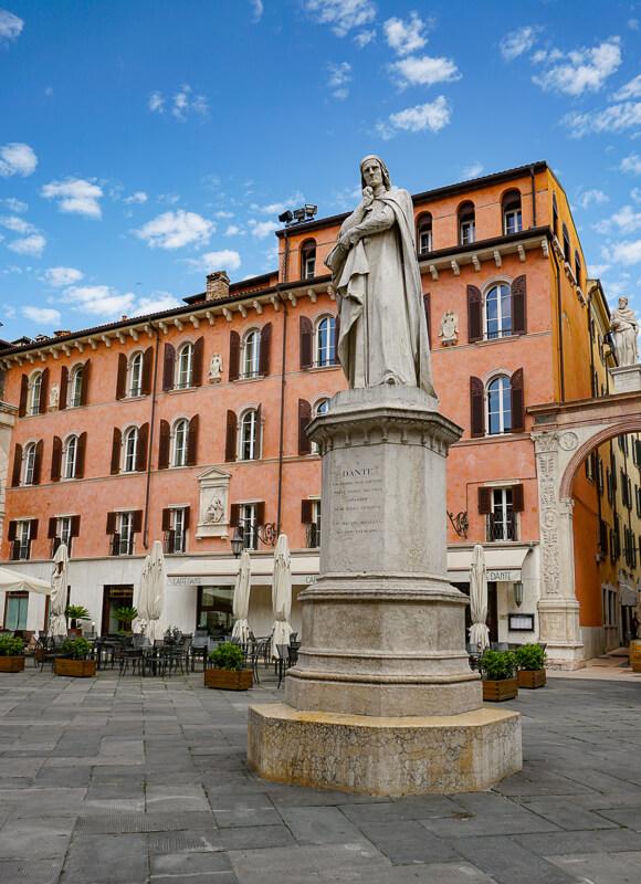 Piazza dei Signori Verona Italy