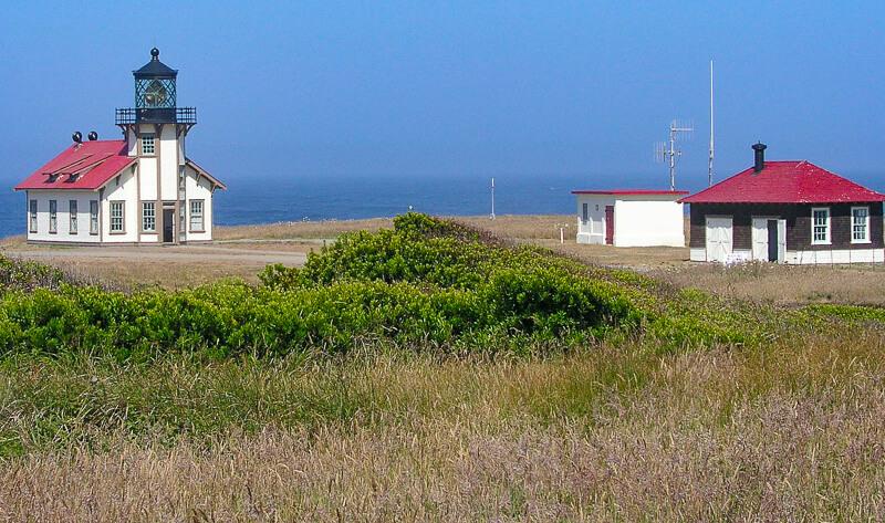 Point Cabrillo Light Station Mendocino California USA