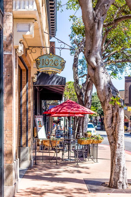 San Luis Obispo California USA