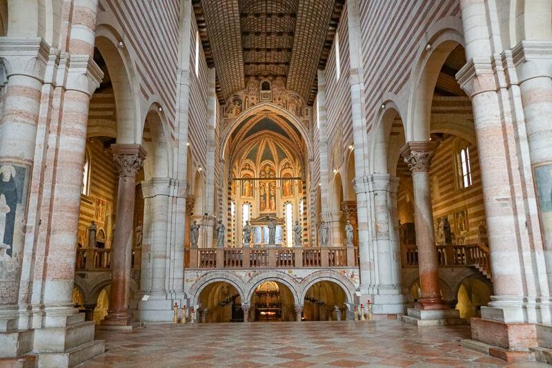 San Zeno Maggiore Verona Italy