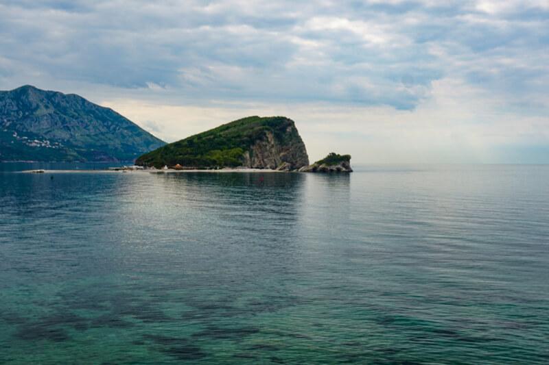 Sveti Nikola Island Montenegro