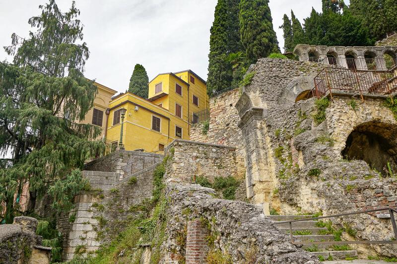 Teatro Romano Verona Italy