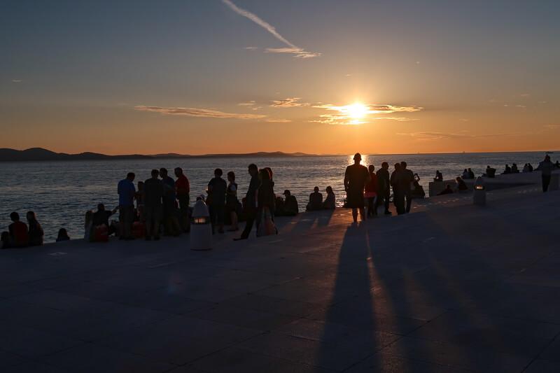 The Sea Organ Zadar Croatia