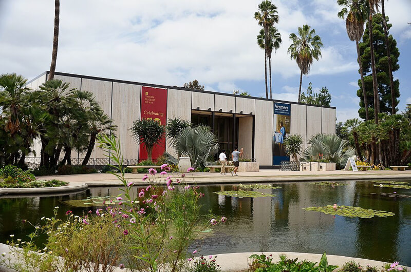 Timken Museum San Diego California USA