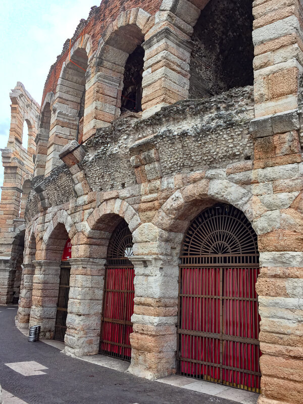 Verona Arena Verona Italy
