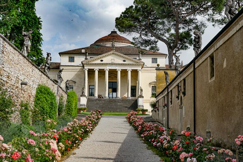 Villa Capra La Rotonda Vicenza Italy