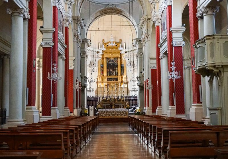 Basilica di San Domenico Bologna Italy