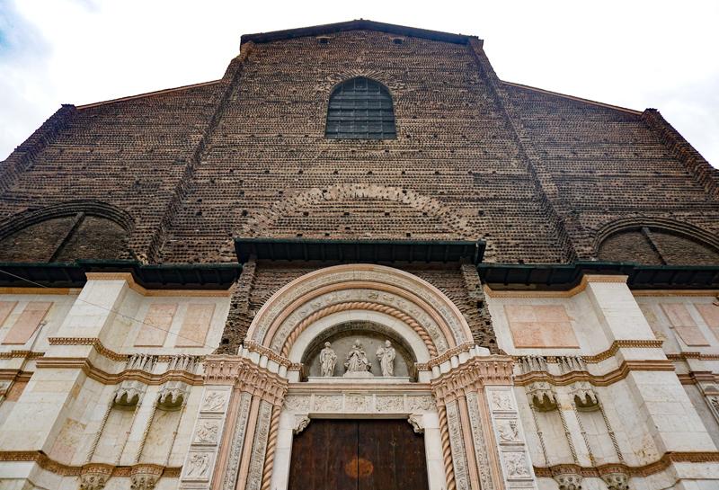 Basilica di San Petronius Bologna Italy