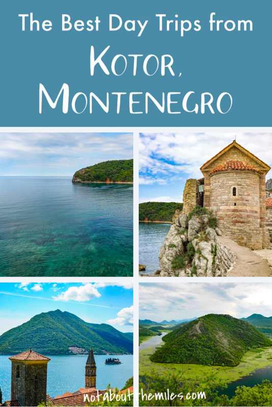From Perast and Budva to Lovcen National Park and Durmitor National Park, discover the best day trips from Kotor, Montenegro! Scenic beauty, charming towns, and beautiful beaches await you in Montenegro.