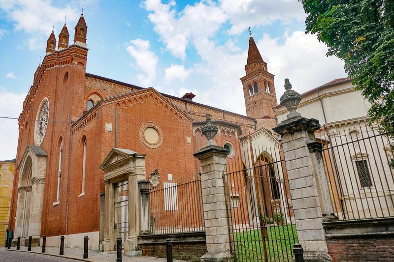 Chiesa di Santa Corona Vicenza Italy
