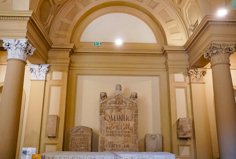 Civic Museum Bologna Italy