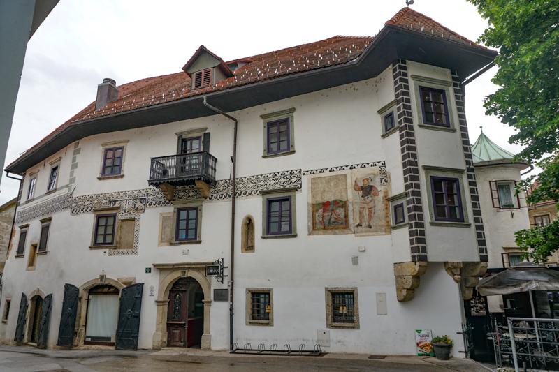 Homan's House Skofja Loka
