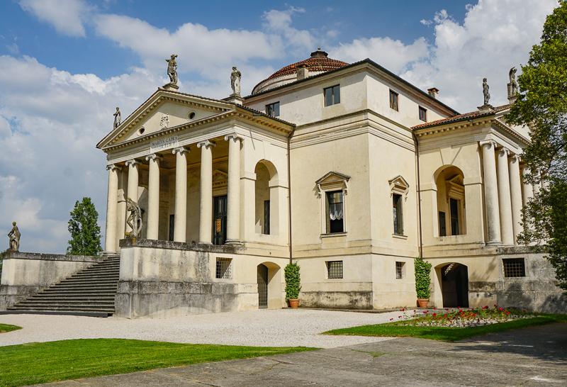 La Rotonda in Vicenza Italy