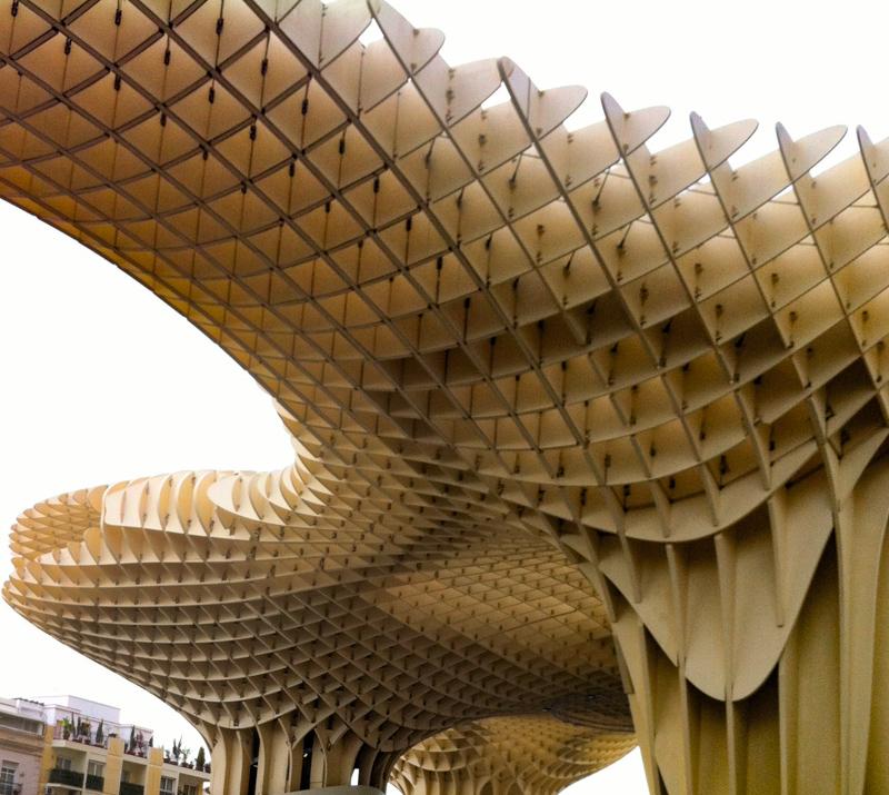 Las Setas Seville Spain