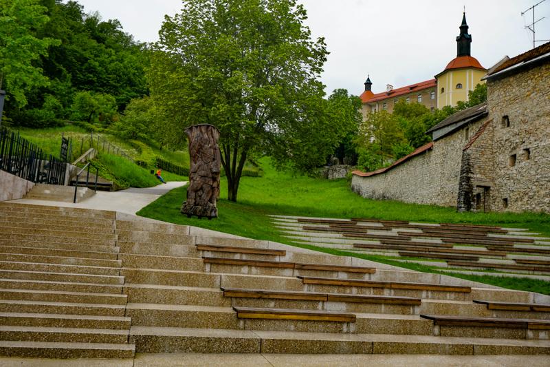 Loka Castle Slovenia