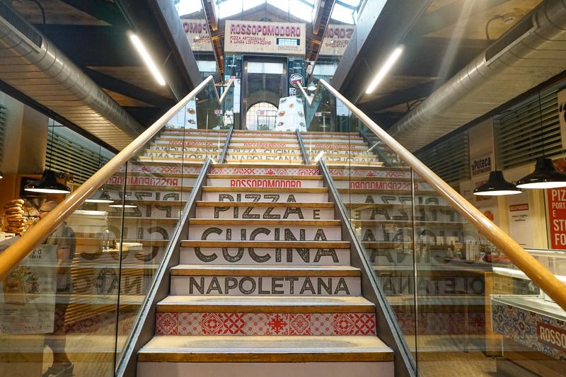 Mercato di Mezzo Bologna Italy