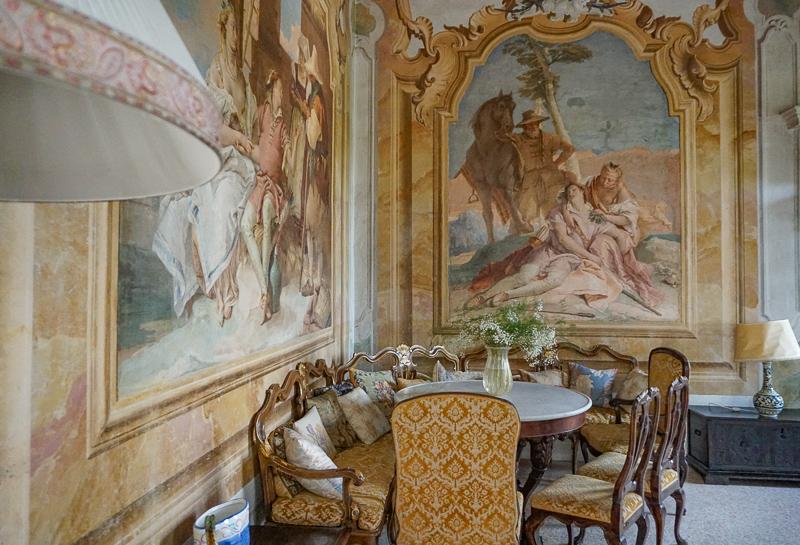 Palazzina Villa Valmarana Vicenza Italy