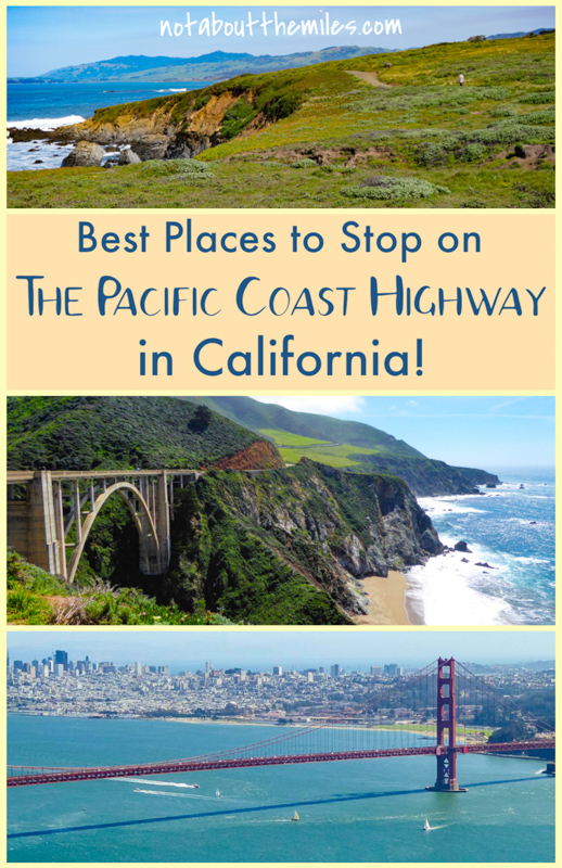 Click to discover the most amazing places to stop and explore along California's Pacific Coast Highway! Explore San Francisco, Monterey, Santa Barbara and San Diego.