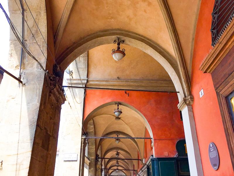 Portico Bologna Italy