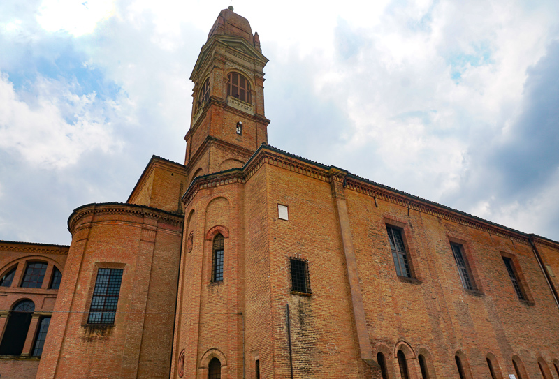 San Michele in Bosco Bologna Italy