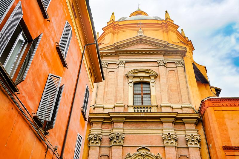 Sanctuary of Santa Maria della Vita Bologna Italy