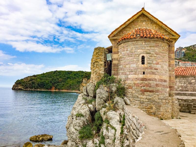 The Citadela Budva Montenegro
