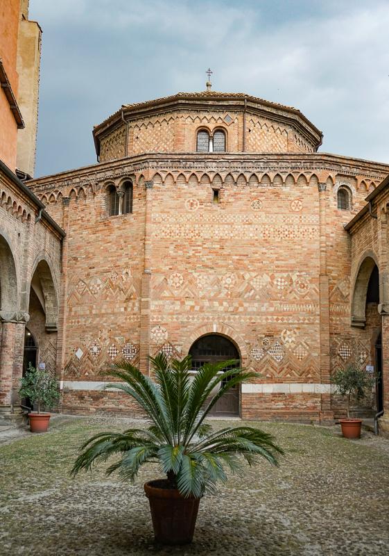 The Santo Stefano Complex Bologna Italy