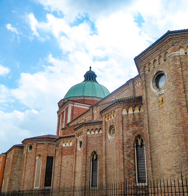 Vicenza Cathedral Italy