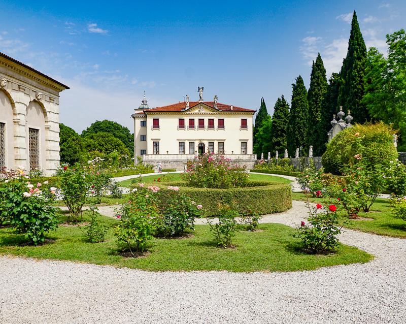 Villa Valmarana ai Nani Vicenza Italy