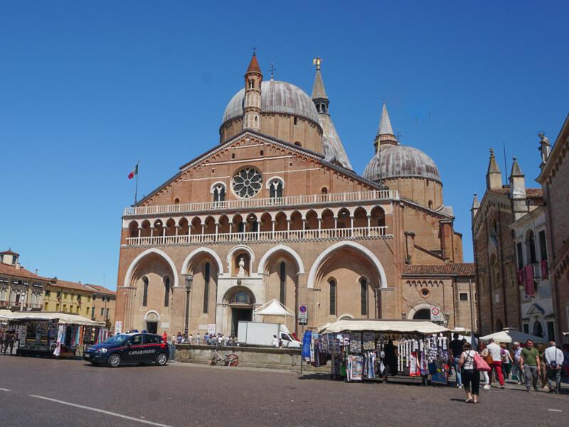 Basilica di San Antonio Padua Italy