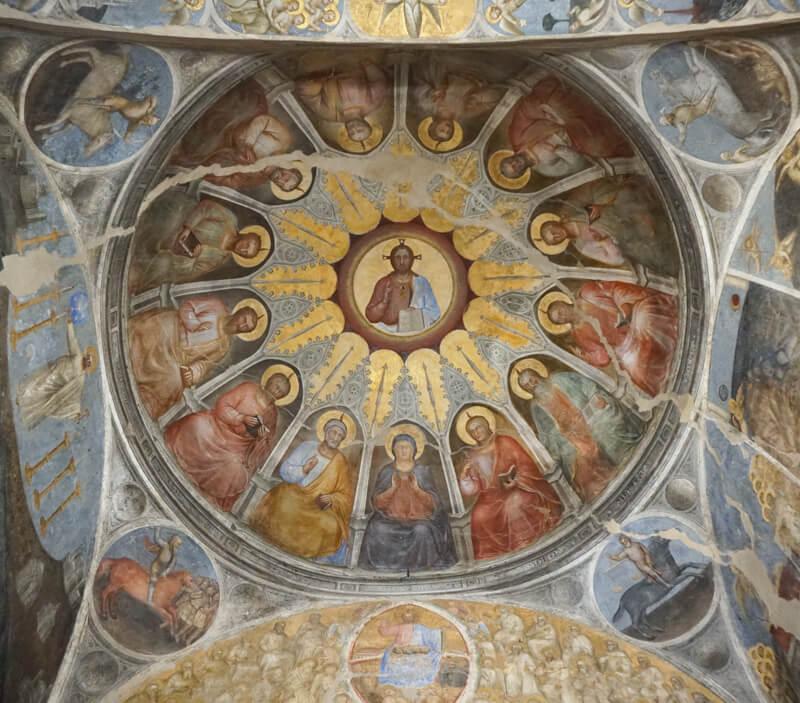 Baptistery Padua Italy