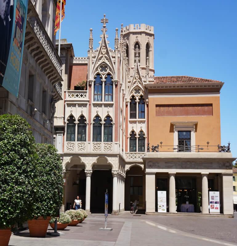 Caffe Pedrocchi Padua Italy