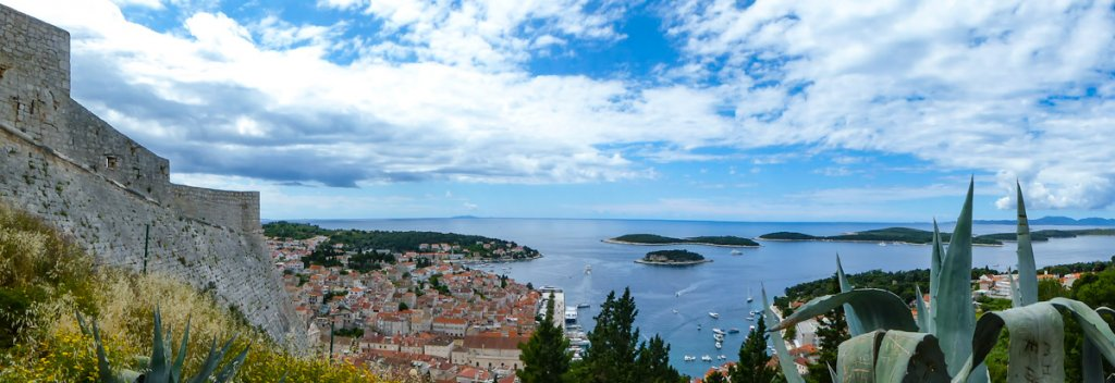 Croatian Coast Itinerary