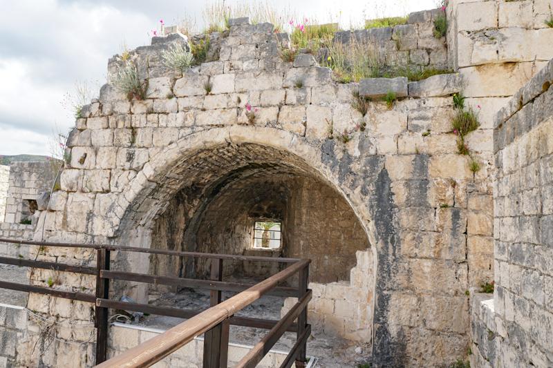 Kamerlengo Fort Trogir Croatia