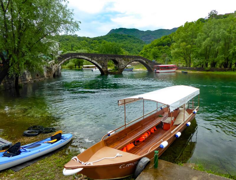Old Bridge Rijeka Crnojevica Montenegro