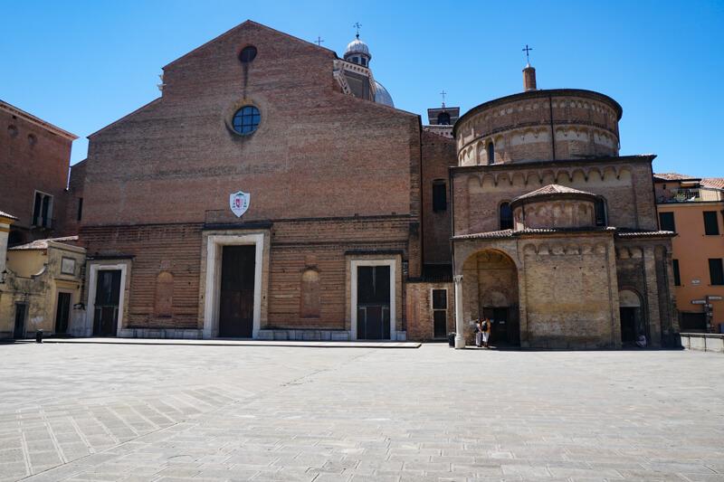 Padua Cathedral Padua Italy