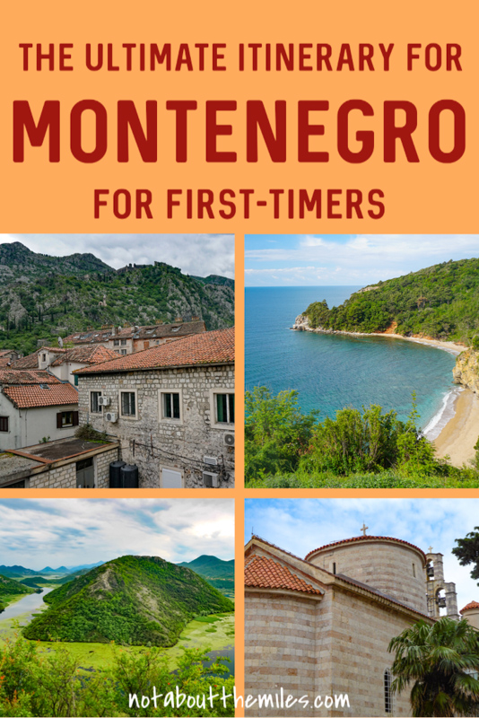Discover the ultimate itinerary for your first visit to Montenegro. See the most iconic sights, from Old Town Kotor to Durmitor National Park, and get ideas for where to stay.