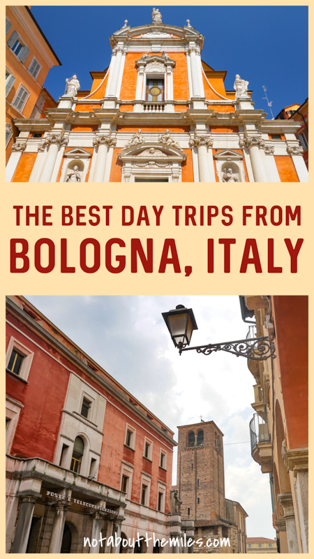 From Venice and Florence to Ravenna and Ferrara, many historical cities and charming towns are within day trip distance of Bologna. Discover the best day trips from Bologna to add to your next Italy trip!