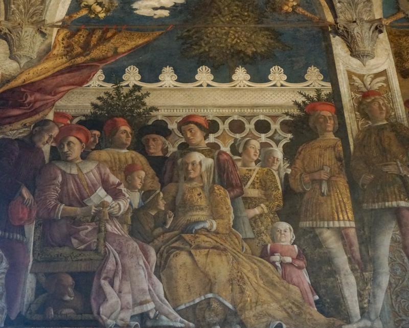 Camera degli Sposi Mantova Italy