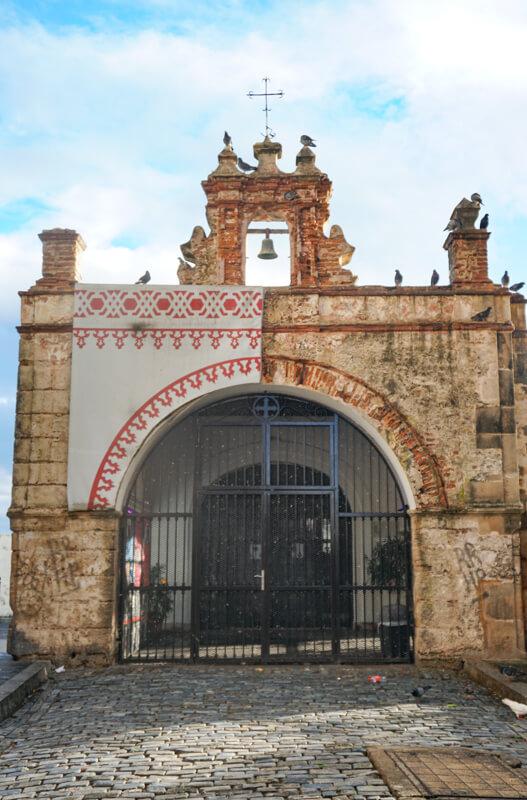 Capilla de Cristo Old San Juan Puerto Rico