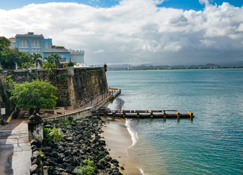 La Fortaleza San Juan PR