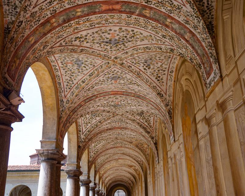 Palazzo Ducale Mantova Italy