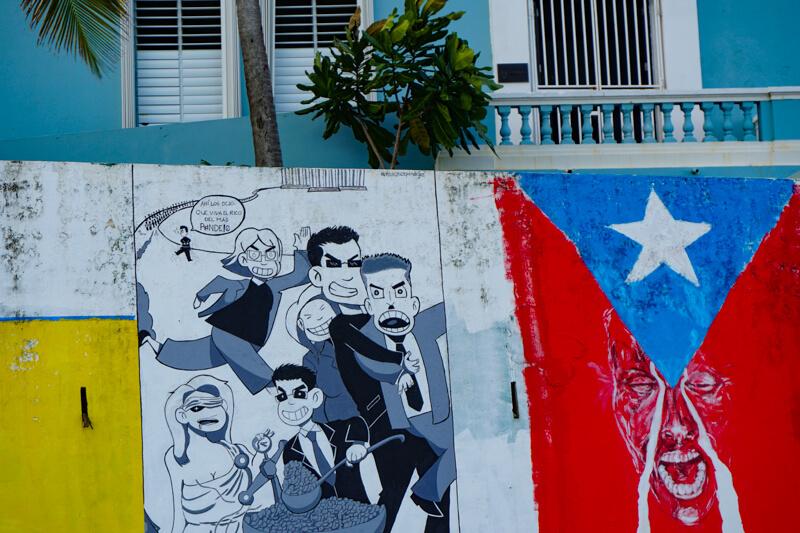 Street Art San Juan Puerto Rico