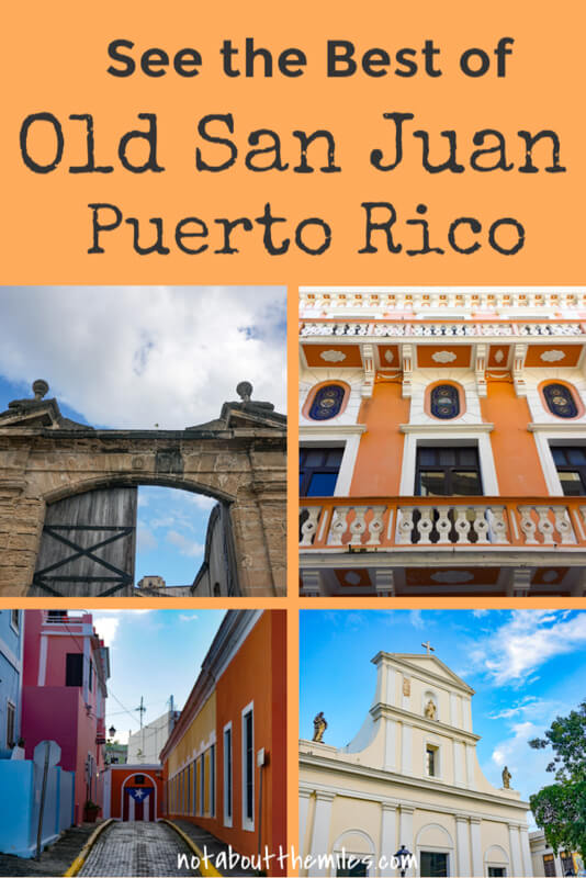 Discover the best things to do in Old San Juan! From visiting El Morro to gawking at the colorful facades, this ultimate guide to Old San Juan describes the best sights and experiences, plus where to stay.