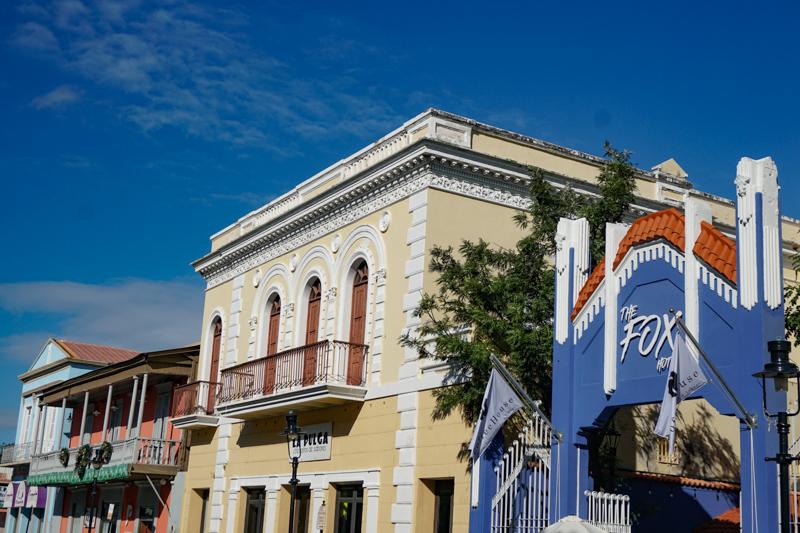Plaza Las Delicias Ponce Puerto Rico