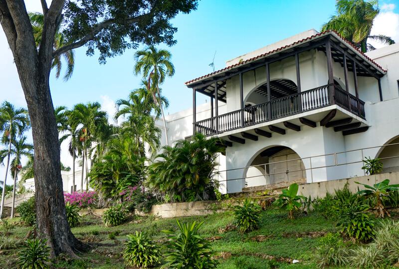 Casa Blanca Old San Juan Puerto Rico