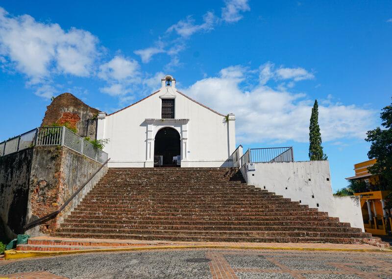 Convento de Porta Coeli san German Puerto Rico
