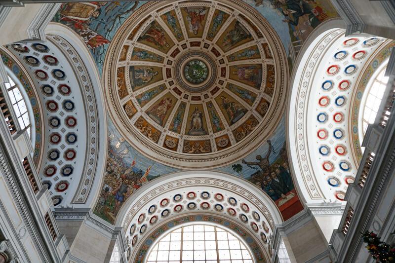 Dome Puerto Rican Capitol San Juan